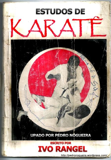 Karate - livro - Ivo Rangel